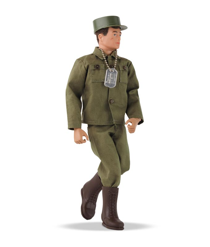 Action Soldier 50th Anniversary Action Man
