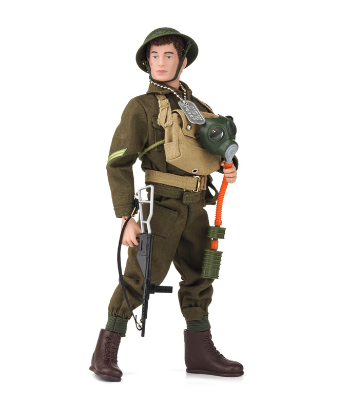 British Infantryman 50th Anniversary Action Man