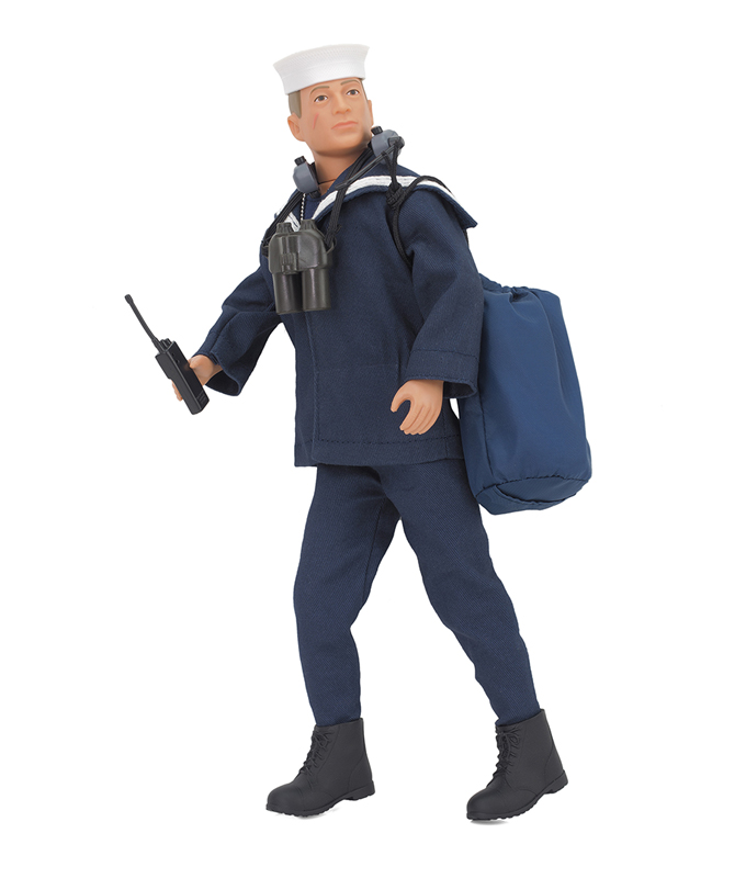 Action sailor-deluxe Action Man